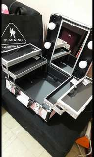 Gladking Vanity Make up Case