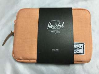 Herschel Anchor Mini Case for iPad Mini in Nectarine