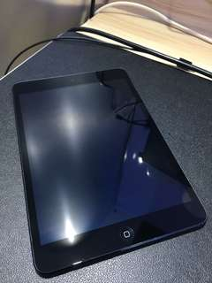 Apple iPad Mini 1 WiFi 32GB (black) #128