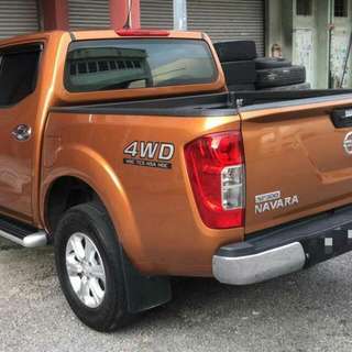NP 300 NAVARA 2.5V AT 4WD (TURBO) 2016