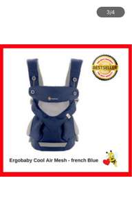 Ergobaby 360 Baby Carrier - Cool Air Mesh