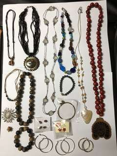 Assorted Semi Formal & Casual Accessories