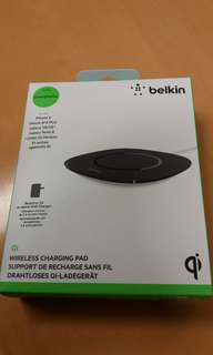 Belkin - Wireless Charging Pad 無線充電寶