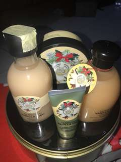The Body Shop (Paket satu kotak) ( nego chat aja )