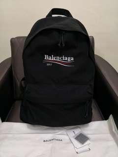 Balenciaga Explorer Backpack bag goyard off white wtaps lv givenchy cdg juNya