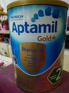 Milk Powder step2