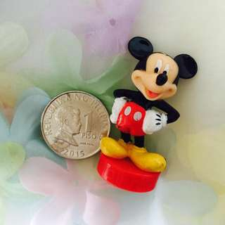 Mickey Mouse Mini Figure