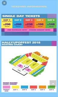 hallyupopfest day 3 (LF FRIEND!)
