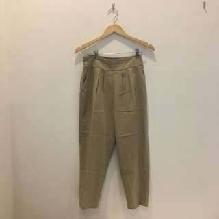 Korea linen pants