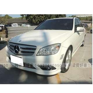 2011年-賓士-C300 (熱門車款.車況優) 買車不是夢想.輕鬆低月付.歡迎加LINE.電(店)洽