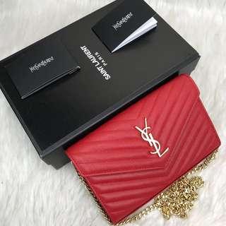 Yves Saint Laurent (YSL) Quilted Shoulder Bag