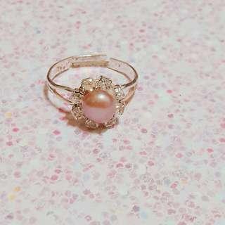 🚚 珍珠戒指