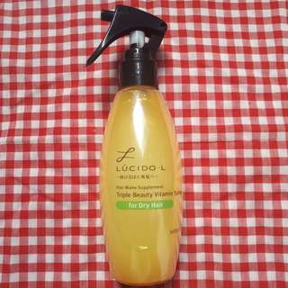 Hair Make Suplement Triple Beauty Vitamin Spray for Dry Hair