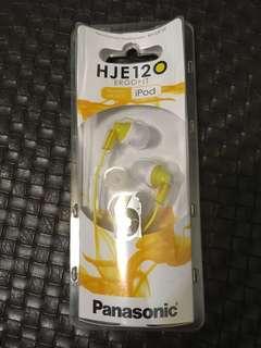 Panasonic HJE 120 iPod