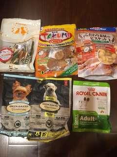 🚚 寵物狗飼料零食