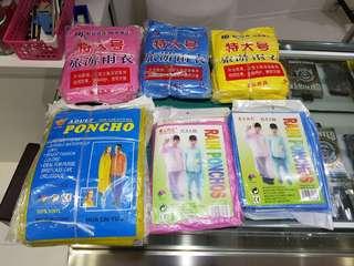 Disposable raincoat adult/Children poncho wholesale