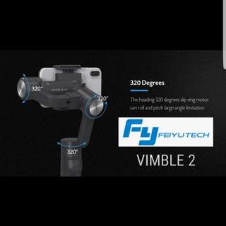 Feiyutech VIMBLE 2 Stabalizer for Smartphones