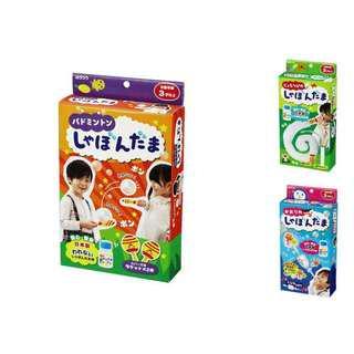 日本代購 乒乓泡泡球 魔法長泡泡 香味泡泡 日本製  一盒
