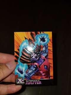 XMEN ALTERNATE X 絕版Trading card