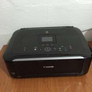 Canon Printer MG5300 MG5370 影印機