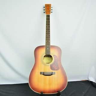 Vintage 41DS 初階 原木色 木吉他*現金收購 樂器買賣 二手樂器吉他 鼓 貝斯 電子琴 音箱 吉他收購