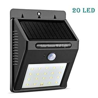 491 SOLAR MOTION SENSOR LIGHT