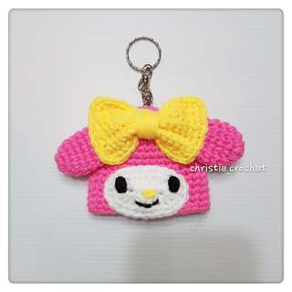 Melody Hello Kitty Key Pouch
