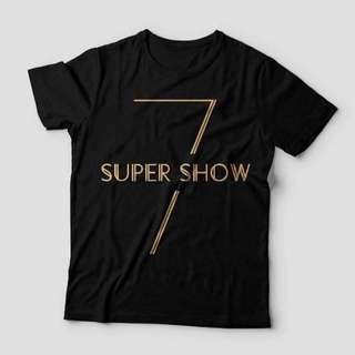 Super Junior SS7 Manila Shirt