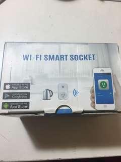WiFi smart socket (A134)