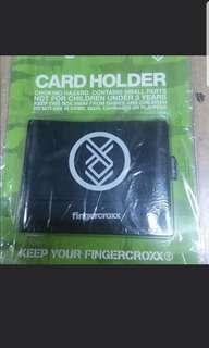 Fingercroxx 卡片套/零錢包
