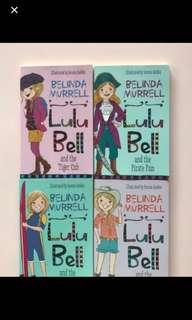 Lulu bell Belinda Murrell