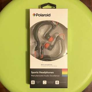 Polaroid sports headphone