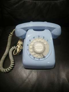 Old Japan Hitachi Telephone (1956)
