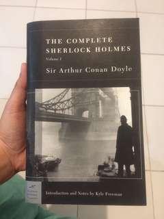The Complete Sherlock Holmes Volume I - Sir Arthur Conan Doyle