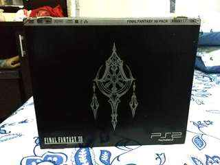 Sony Playstation ps2 final fantasy xii japan limited edition system console