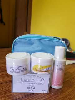 Lanelle Beauty Products