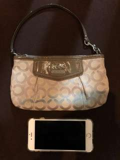 REPRICED!!! Coach bag small