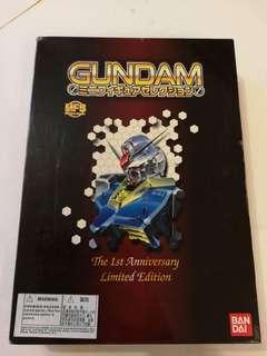 Gundam mini figure selection limited edition