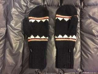 AIGLE Gloves winter classic 手套