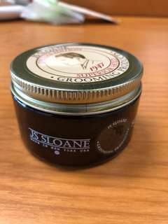 🚚 JS Sloane super strong hold pomade