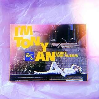 🚚 ♥♥♥TONY AN 專輯 全新 H.O.T HOT H.O.T. ♥♥♥