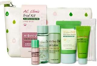 Etude House AC Clinic Trial Kit {Special Edition}
