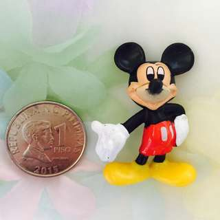 Mickey Mouse Miniature