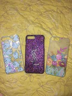 BRAND NEW CASES FOR IPHONE 7+