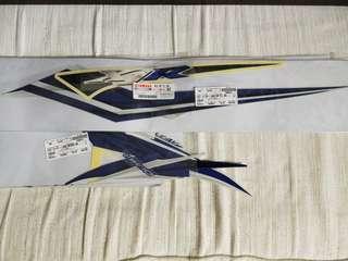 Yamaha X1r Original Sticker Yamaha Sniper Y15z J Stream Limited Uma Koso Mhr Sgv Visor Smoke Sgv Uma Racing  Yamaha Spark Jupiter Mx King 150 Yamaha Rxz Lc 135 Honda Kawasaki Super 4 Kappa Box Givi Agv Arai Ram 3 Shoei J Force 2 125z Tsr Arc Helmet Kyt