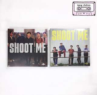 [READYSTOCK] DAY6 - Shoot Me: Youth Part 1 Album