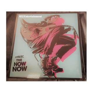 Gorillaz The Now Now LP 黑膠唱片 2018 (包郵)