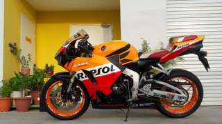 PREOWNED CBR 600 FOR SALE