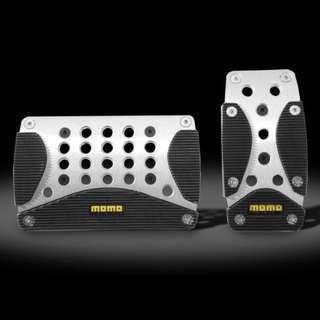Genuine MOMO Grand Prix Racing Pedal Cover kits - AT