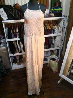 Zara Beach Long Dress